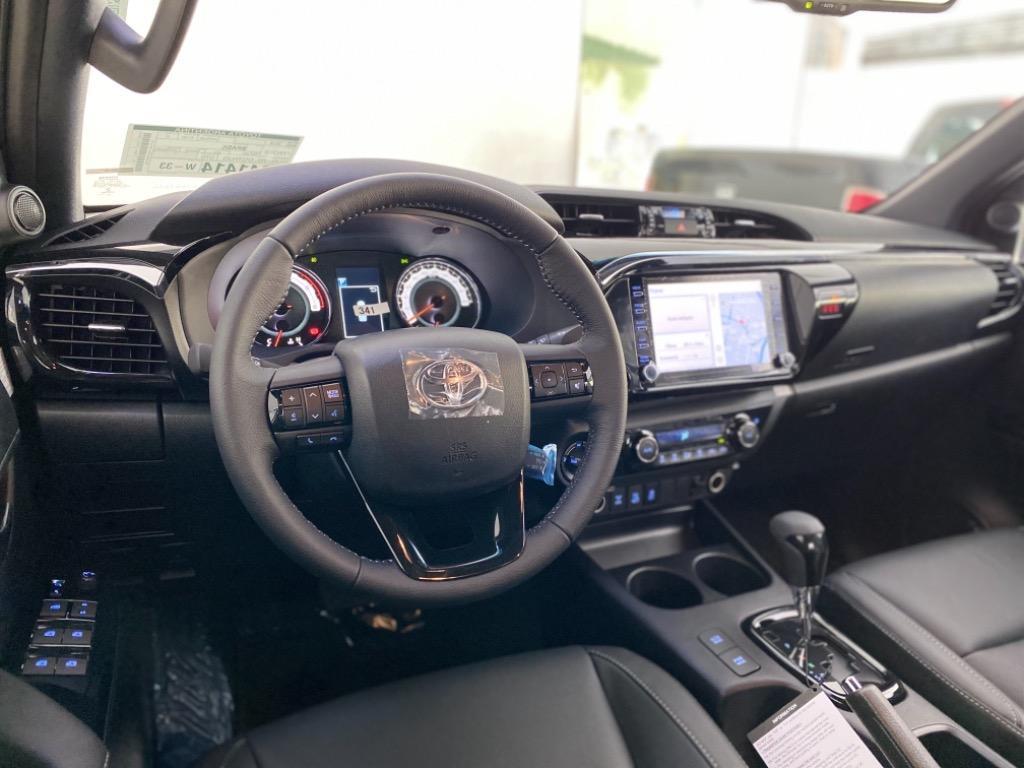 Toyota Hilux CD SRX 4x4 2.8 TDI 16V Diesel Aut. 2020