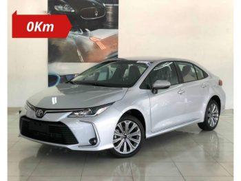 Foto numero 0 do veiculo Toyota Corolla XEi 2.0 Flex 16V Aut. - Prata - 2020/2021