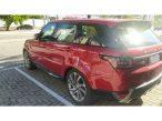 Foto numero 2 do veiculo Land Rover Range Rover Sport - Vermelha - 2019/2019