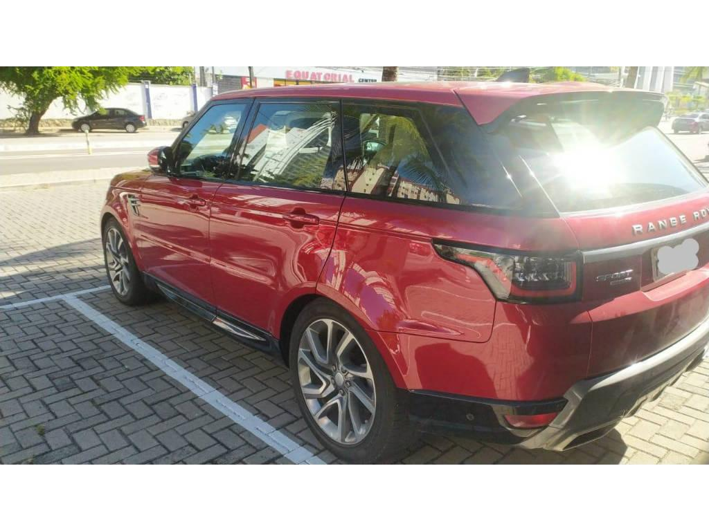 Land Rover Range Rover Sport Range Rover Sport - Range Rover Sport 3.0 SDV6 HSE  2019