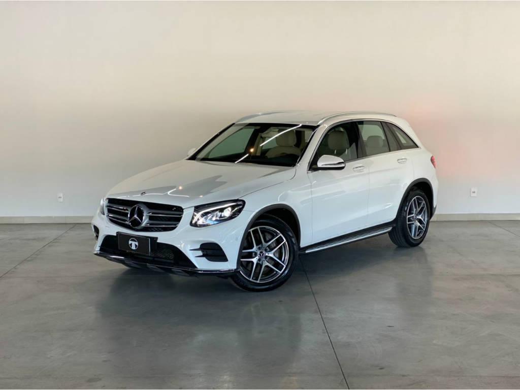 Foto numero 0 do veiculo Mercedes Benz GLC 250 250 Highway 4MATIC 2.0 TB Aut. - Branca - 2018/2019