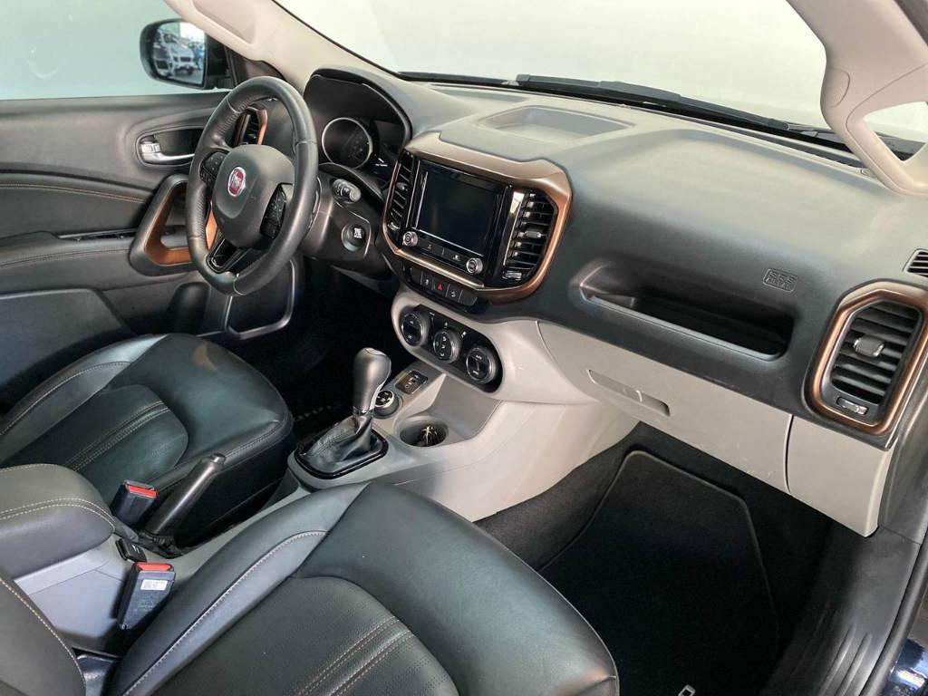 Fiat Toro Volcano 2.0 16V 4x4 TB Diesel Aut. 2021