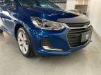 Foto numero 7 do veiculo Chevrolet Onix HATCH PREM. 1.0 12V TB Flex 5p Aut. - Azul - 2020/2021