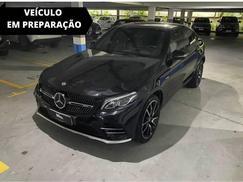 Foto numero 0 do veiculo Mercedes Benz GLC 43 AMG Coupe 3.0 V6 Bi-TB 367cv Aut. - Preta - 2018/2018