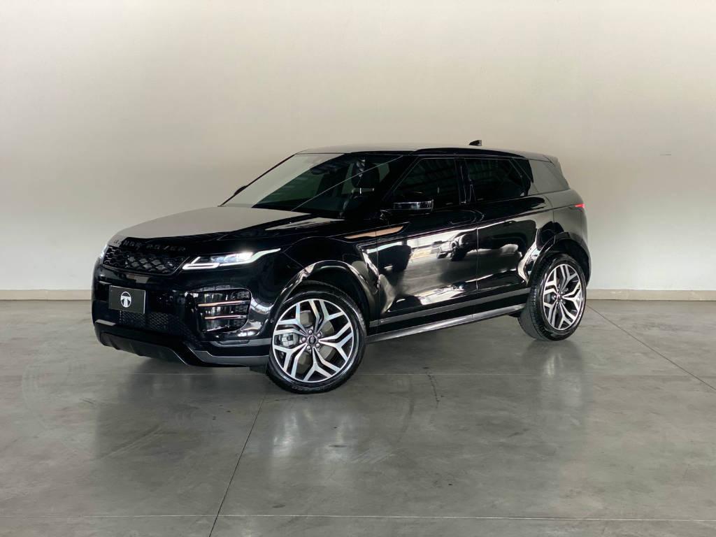 Foto numero 0 do veiculo Land Rover Range Rover Evoque R. EVO SE Si4 R-Dyn. 2.0 Flex Aut. - Preta - 2020/2020